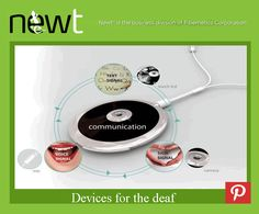 Devices for the deaf NEWT™, the business services division of Fibernetics, provides high-value telecommunications saving businesses up to 80% on their current telecom costs. #BusinessFibernetics