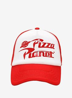 16d4abcd4319e Disney Pixar Toy Story Classic Pizza Planet Snapback Hat - BoxLunch  ExclusiveDisney Pixar Toy Story Classic