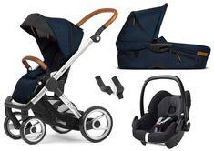 Mutsy Evo Kinderwagen Set inklusive Kinderwagen, Babywanne, Babyschalen Adapter und Maxi Cosi Pebble Babyschale ♥ Mutsy 3-in-1 Travel Set ab der Geburt ++ Kauf auf Rechung ++ Ratenkauf ++ Versandkostenfrei ++ Schnelle Lieferung