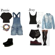 perrie and jesy inspired outfits for a music festival part 1 by iambar on Polyvore featuring Forever 21, Topshop, River Island, Gipsy, Pull&Bear, Giani, Wallis, Wet Seal, inspired and concert