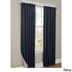 Renda Thermal Shield Lined Energy 84 inch Curtain Panel - Overstock™ Shopping - Great Deals on Maytex Curtains
