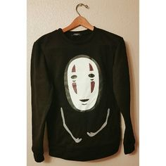No Face sweater Really awesome sweater, it's brand new I've never worn it.  Also it's really soft, and hella awesome.  Great Christmas gift! Sweaters