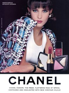 Vintage magazines, pictures, postcards, diaries & more by VintagePaperByReba Vintage Makeup Ads, Retro Makeup, Vintage Beauty, Vintage Ads, 90s Makeup, Chanel Outfit, Chanel Makeup, Chanel Beauty, Trench Coats