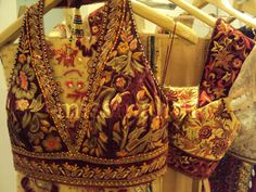 Blouses from Tarun Tahiliani's bridal collection