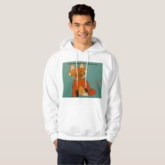Betty Fox Hoodie - diy cyo customize create your own personalize