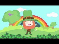St. Patrick's Day Song for Kids   Little Leprechaun Song - YouTube