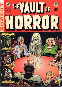 Vault of Horror #25 1950s EC