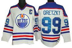 99b0514ed1c Edmonton Oilers Jersey - 99 Wayne Gretzky White With C Patch