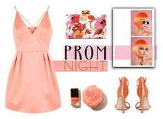 """""""Prom Night"""" by streetglamour ❤ liked on Polyvore featuring Topshop and Boohoo"""