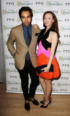Diego Bivero Volpe and Olivia Grant | PPQ SS14 After Show Party Cocktails And VIP Dinner