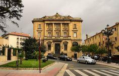 Sucursal del Banco de España en Haro. / Cedida por: Turismo de Haro.