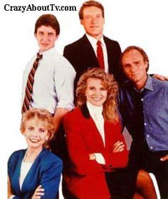 Murphy Brown TV Show Cast