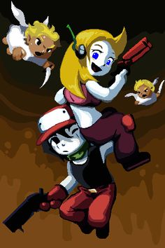 Cave story by Dead-Life-Dream on DeviantArt