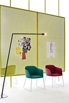 Modern Office Furniture from Castelli