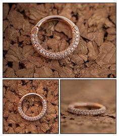 septum jewelry | Tumblr