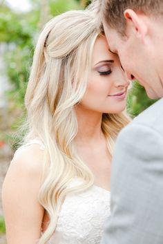 Bridal hair and makeup by Salon Pure. www.puresalonandspa.net  https://www.theknot.com/marketplace/salon-pure-flowery-branch-ga-875125