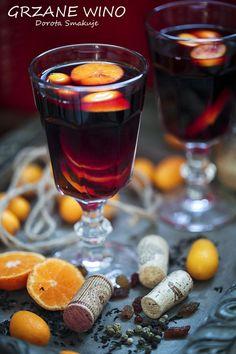 Grzane wino – przepis