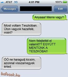 Viccek – Közösség – Google+ Funny Moments, Funny Things, Funny Messages, Wholesome Memes, Just For Laughs, Funny Cute, Funny Photos, Texts, Haha