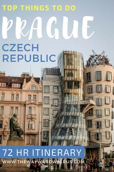 72 Hours In Prague, Czech Republic: Check out the top things to do in Prague, where to stay, nightlife, and more in our Prague travel guide and itinerary! Prague Travel Guide, Europe Travel Guide, Europe Destinations, Travel Guides, Traveling Europe, Travel Info, Holiday Destinations, Budget Travel, Backpacking Europe