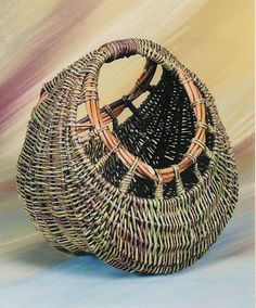 Willow Shadows - Learn from Jo Campbell-Amsler at the 2013 Stowe Basketry Festival! @aholzknechtova