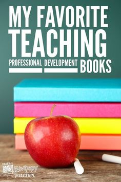 Professional Development Book Recommendations