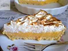Dessert Recipes, Desserts, Vanilla Cake, Camembert Cheese, Food Processor Recipes, Food And Drink, Pie, Sweets, Cooking