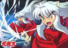 inyasha   Inuyasha uses Tetsusaiga in a mighty show of power. History
