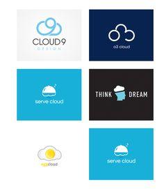cloud 50 Cloud Based Logo Inspiration