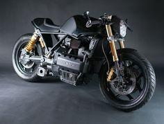BMW K100RS Cafe Racer 8