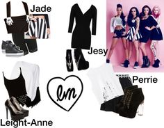 """Little Mix ♥"" by cloclo-1d84 ❤ liked on Polyvore"
