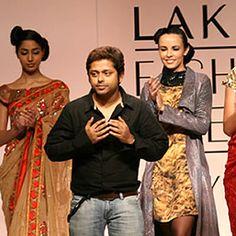 Ayan Sarkar Indian Fashion Designer Couture at Lakme Fashion Week #designer #fashiondesigner #ayansarkar