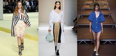 Vogue rounds up the 10 key Spring & Summer 2017 fashion trends you need to know. #FashionTrendsSs17