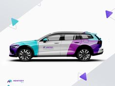 Car wrap - Volvo by David Jambor Volvo V60, Web Design, Volvo Cars, Car Wrap, David, Design Web, Website Designs, Site Design
