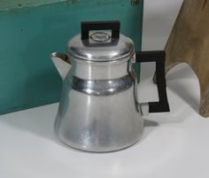 Wear Ever Aluminium Coffee Percolator Pot by 13thStreetEmporium, $15.00