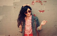 Flashes of Style: Outfit // Americana