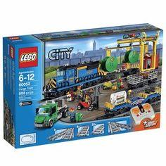 LEGO City Trains Cargo Train (walmart 184.97)