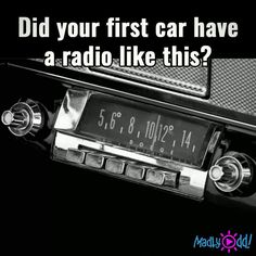Car am radio