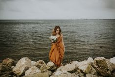 Get Inspired | River Bridal Shoot
