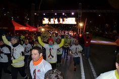 Agotados, en tres días, los ocho mil dorsales de adultos para la carrera de San Antón