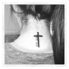 30 Inspirational Bible Verse Tattoos ❤ liked on Polyvore featuring accessories and body art