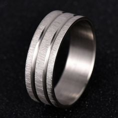 nj4  Free Shipping silver plated Ring Fine Fashion Forever Love Steel Ring Women&Men Gift Silver Jewelry Finger Rings