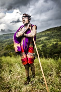The Proud Soldier of Mursi by OZZO Photography, via 500px