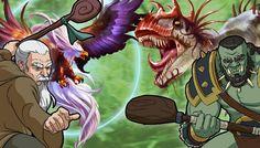Maestri più potenti, bestie magiche e nuove terre da esplorare! Questo e molto altro nel prossimo aggiornamento di ANIMAL ACTION!