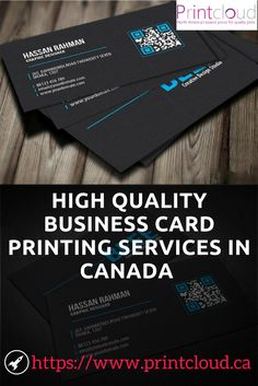 Quality business card printing in toronto by printcloud inc high quality business card printing in toronto by printcloud inc high quality business cards canada pinterest business cards canada printing services and reheart Images