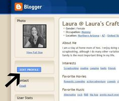 enable your email for comments  link to your blog