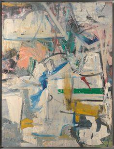 Willem de Kooning - 1955-56