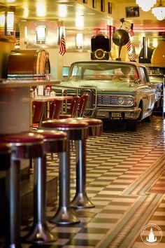 Diner am Union Square in San Francisco | www.sachsenfotografie.de