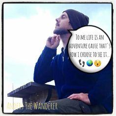 Anders The Wanderer: My life My way