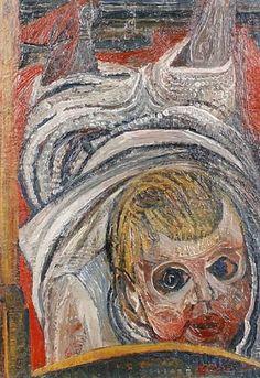 Artworks of John Bratby (British, 1928 - 1992)