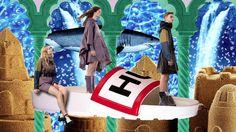 Hunter presenta la nueva Campaña P/V 2015 con un filme creado en colaboración con el artista visual Mat Maitland: http://youtu.be/1Y4QXn-17Fs